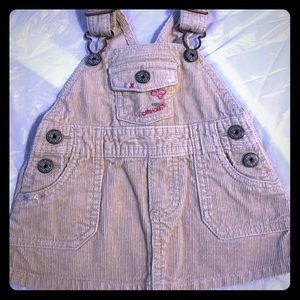 Oshkosh Infant Dress Overalls like new 3 months